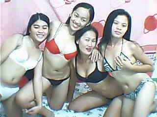asianbabecams FOURgirls